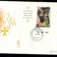 Natale 1984 fdc