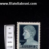 Imperiale lire 25